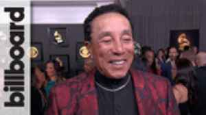 Smokey Robinson Details How Anderson .Paak Collaboration 'Make It Better' Came to Be   Grammys 2020 [Video]