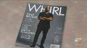 Whirl Magazine Journalist Remembers Friendship With Kobe Bryant [Video]