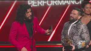 Dan + Shay Win GRAMMY Award For Best Country Duo [Video]
