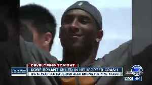 Remembering NBA legend Kobe Bryant [Video]
