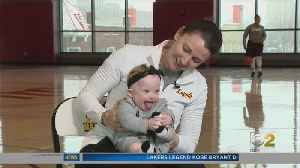 Loyola Coach Says Baby Has Changed Her Perspective [Video]