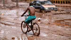 Brazil: Dozens killed as heavy rains cause floods, landslides [Video]