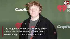 Lewis Capaldi doesn't think he'll win a Grammy Award [Video]