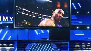 The Grammys pay tribute to Kobe Bryant [Video]