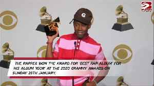 Tyler, The Creator's hilarious 'petty' response to Grammy doubters [Video]