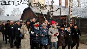 Remembering Auschwitz: 75 years since camp's liberation [Video]