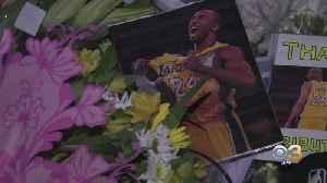 Memorial For Hometown Hero Kobe Bryant Growing By Minute At Lower Merion High School [Video]
