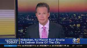 Hoboken Mayor To Deliver 'State Of The City' [Video]