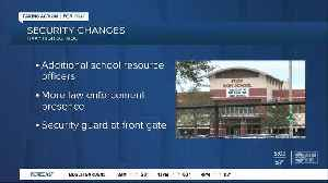 New security changes at Fivay High School after fights [Video]