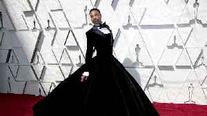 Billy Porter didn't expect his Oscars tuxedo dress to 'break the Internet' [Video]