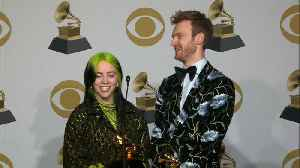 Billie Eilish & Brother Finneas O'Connell Reflect On Grammy Wins [Video]