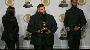 DJ Khaled Talks Recording Academy's Lack Of Diversity [Video]