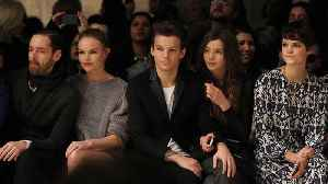Louis Tomlinson vows to marry girlfriend Eleanor Calder [Video]