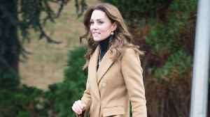 Kate Middleton 'Life-Affirming' Photos: Holocaust Survivors [Video]