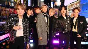 BTS microphones sell for $83,200 at auction [Video]