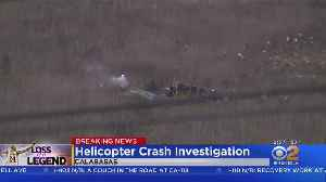 NTSB, LA County Coroner's Office Begins Investigation, Recovery [Video]