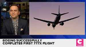 Boeing Successfully Completes First 777X Flight [Video]