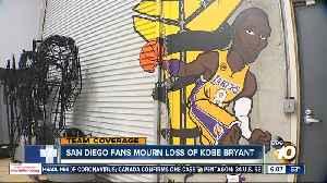El Cajon gym remembers NBA legend Kobe Bryant [Video]