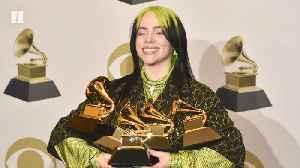 Billie Eilish Sweeps The Grammys [Video]