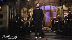 'SNL' Recap: Adam Driver Hosts, Pokes Fun at 'Cheer' | THR News [Video]