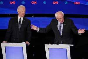 Bernie Sanders Holds Lead Over Joe Biden Heading Into Iowa Caucus [Video]