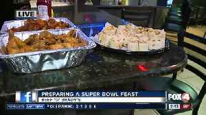Preparing a Super Bowl Feast with Beef O'Brady's [Video]