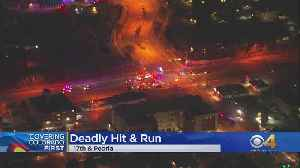 Aurora Police Search For Chevy Malibu In Deadly Hit & Run [Video]