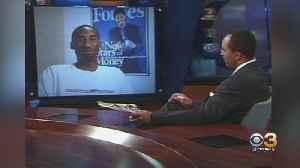 Basketball Legend Kobe Bryant Talks Love For Philadelphia In 2002 Interview With CBS3's Ukee Washington [Video]