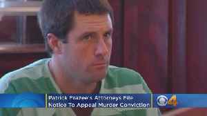 Kelsey Berreth Murder: Patrick Frazee's Attorneys File Notice To Appeal Conviction [Video]