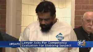 Synagogue Attack: Lawyer Asks For Competency Evaluation For Stabbing Suspect [Video]