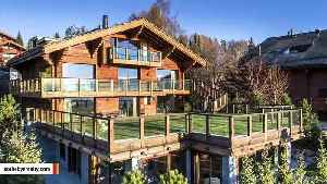 For $14M, You Can Own The Swiss Chalet Of Your Dreams [Video]