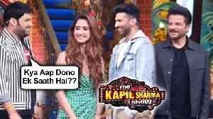 Kapil Sharma FUNNY Behind The Scenes With Anil Kapoor, Disha, Aditya | The Kapil Sharma Show Malang [Video]