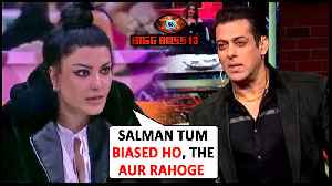 Koena Mitra SLAMS Salman Khan & Bigg Boss 13 Makers For Being Biased [Video]