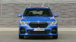 The new BMW X1 xDrive25e Design Exterior [Video]