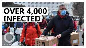 Wuhan virus continues to spread, its origins are still being debated [Video]