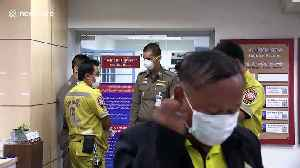 Police investigate mystery death of Hungarian tourist in cell at Thai airport [Video]