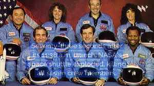 This Day in History: Challenger Disaster [Video]