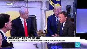 News video: Trump's Mideast peace plan: is it really the 'plan of the century'?