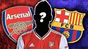 Barcelona Make Arsenal Star Their Number 1 Transfer Target To Replace Luis Suarez! | Transfer Talk