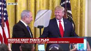Middle East peace plan: Trump unveils 'deal of the century' [Video]