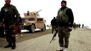 Taliban repel Afghan effort to reach U.S. military jet crash [Video]