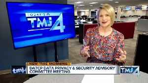 Public can weigh in on data privacy, security breaches [Video]