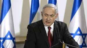 Israeli PM Benjamin Netanyahu Formally Indicted In Court [Video]