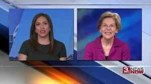 Elizabeth Warren Interview [Video]