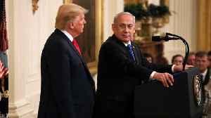 President Trump Announces Middle East Peace Plan [Video]