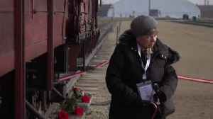 Returning to Auschwitz after 75 years [Video]