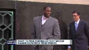 Peter Karmanos wants President Trump to pardon former Detroit Mayor Kwame Kilpatrick [Video]