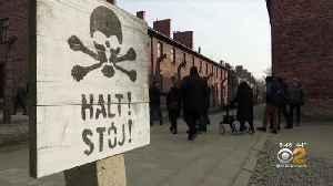 Survivors Mark 75th Anniversary Of Auschwitz Liberation [Video]