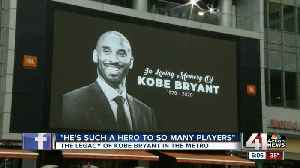 'Sorely missed': Kansas Citians reflect on Kobe Bryant's passing [Video]