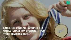 Canadian Canoeist Laurence Vincent Lapointe Cleared Of Doping Charges [Video]